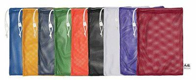 Champion Sports Mesh Equipment Bags (Multi Colors May Vary, 24 x 48-Inch),P