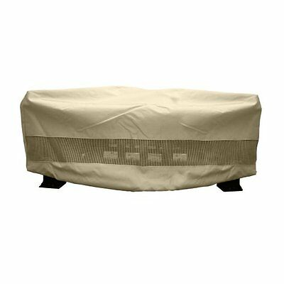 Hearth & Garden SF40249 Square Fire Pit Cover, Large