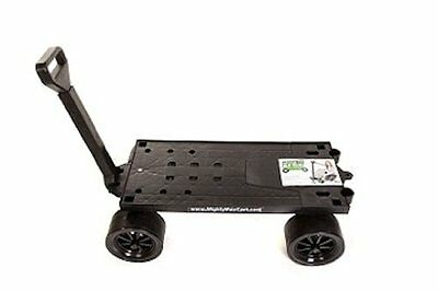 Mighty Max Cart FB600A Flatbed Yard Cart