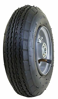 "Marathon Industries 20026 2.80/2.50-4"" Air-Filled Pneumatic Tire with Jag T"