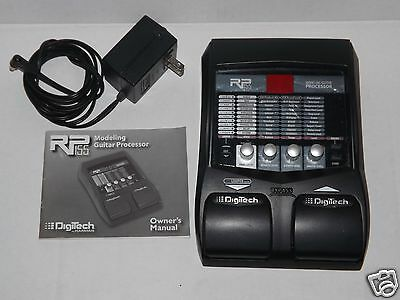 DigiTech RP155 Guitar Multi Effects Pedal with Looper