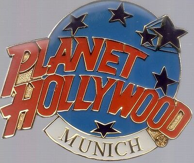Planet Hollywood Pin PHI Munich