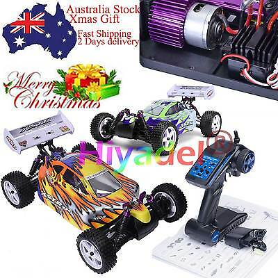 HSP 1/10 Scale Brushless RC Electric Car RTR 2.4GHz Race Spec Edition RC Off AGK
