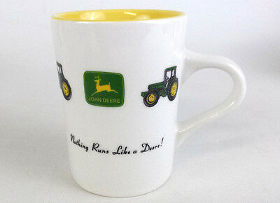 "Gibson John Deere ""Nothing Runs Like a Deere"" Coffee Mug"