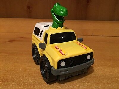 Fisher Price Disney Toy Story Shake N Go Pizza Planet Truck
