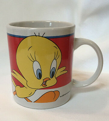 Looney Tunes 1999 Cup, Mug, Tweetie Bird