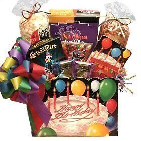 Gift Basket Drop Shipping Happy Birthday Gift Box