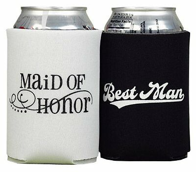 Hortense B. Hewitt Wedding Accessories Maid of Honor and Best Man Can Coole