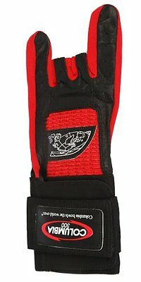 Columbia 300 Pro Left Wrist Glove, Red, XX-Large