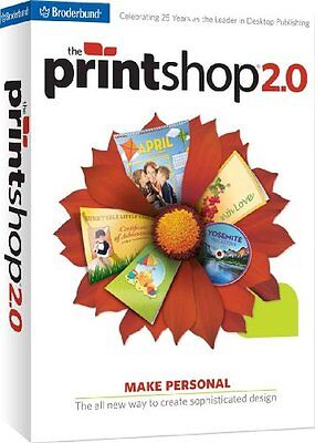 The Print Shop 2.0 - Old Version