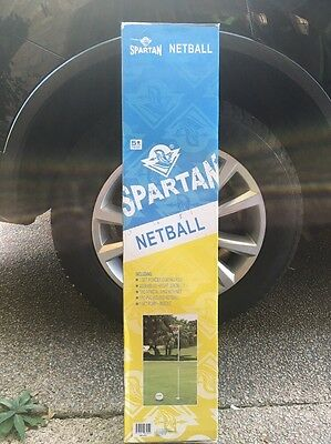 Netball Ring and Ball New In Box