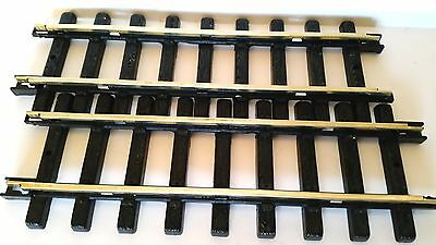 New Bright Holiday Express Straight Track for 387, 385, 384, 383 Sets