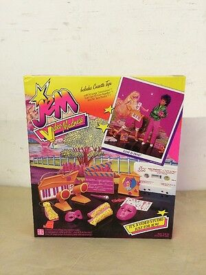 1986 Jem VIDEO MADNESS (Love Is Here) Hasbro No. 4311 NOS Unopened Vintage