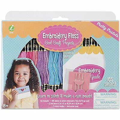 Iris I1344 Embroidery Floss Cool Crafts Project