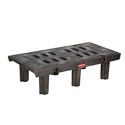Rubbermaid Commercial 4490 Dunnage Rack, 2000-Pound Capacity