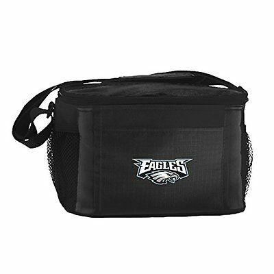 NFL Philadelphia Eagles Insulated Lunch Cooler Bag with Zipp
