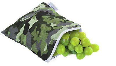 Itzy Ritzy Snack Happens Reusable Snack and Everything Bag,