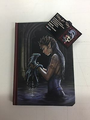 Water Dragon Journal by Anne Stokes