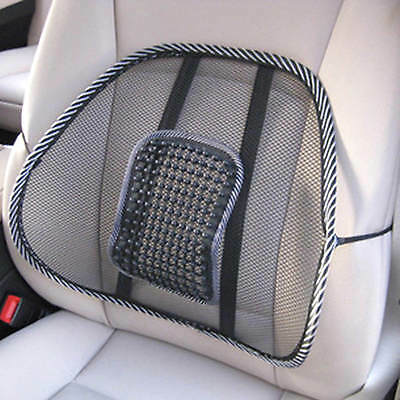 Lumber Support Chair Back Car Seat Orthopaedic Posture Cushion Mesh Home Office