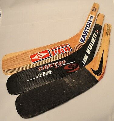 Bauer Nike Easton LH Blades LINDROS LEETCH ST. PAUL