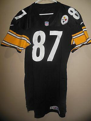 Pittsburgh Steelers Game Used 1998 Football Jersey