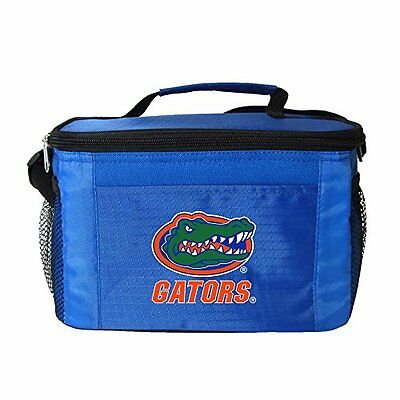 NCAA Florida Gators Insulated Lunch Cooler Bag with Zipper C