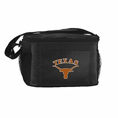 NCAA Texas Longhorns Insulated Lunch Cooler Bag with Zipper