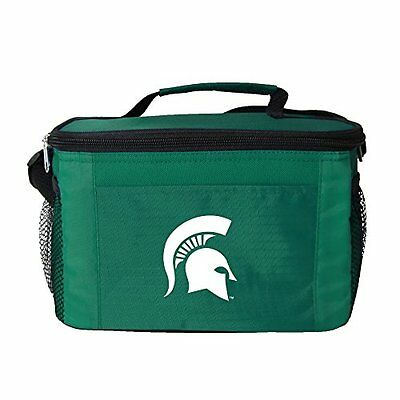 NCAA Michigan State Spartans Insulated Lunch Cooler Bag with