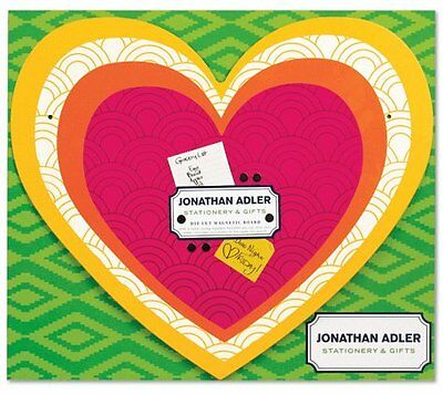 Jonathan Adler Magnetic Board - Heart