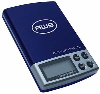 American Weigh Scale Scalemate Sm-dr Dual Range Pocket Scale