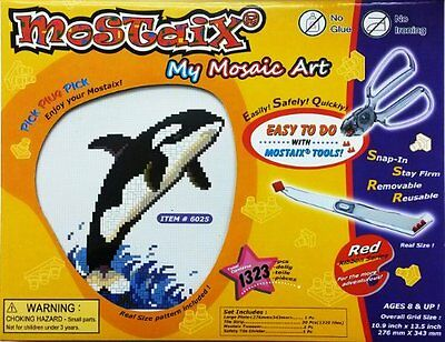 Mostaix Ribbon Series Killer Whale (Red)