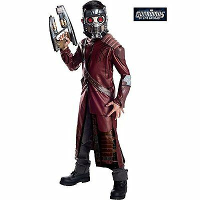 Rubie's Guardians of The Galaxy Deluxe Star-Lord Costume, Child Medium