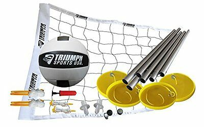 Triumph Sports USA Beach Volleyball Set