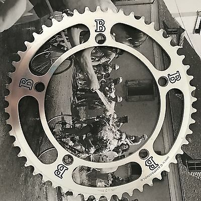 Benotto Bianchi Campagnolo Pantographed Road Nuovo Record Chainring 144bcd 52t