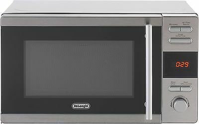 DeLonghi AM820CON(F)-PM 20L 800W Solo Microwave - St/Steel -From Argos on ebay