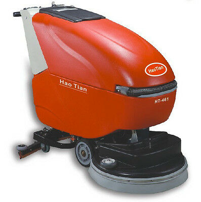 510mm Floor Auto Scrubber Machine Electricity Power Operator