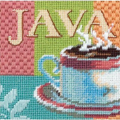 Dimensions Needlecrafts Needlepoint, Contemporary Coffee