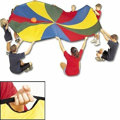 US Games Parachute with 20 Handles