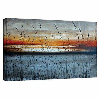 ArtWall Jolina Anthony 'Dawn' Gallery Wrapped Canvas Artwork, 24 by 48-Inch