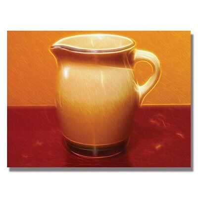Trademark Fine Art Pitcher by Kathie McCurdy Canvas Wall Art, 35x47-Inch