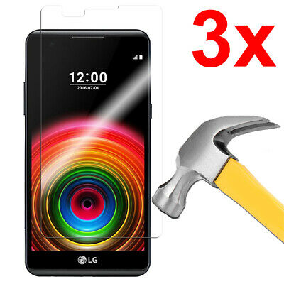 Tempered Glass Screen Protector For Lg X Power