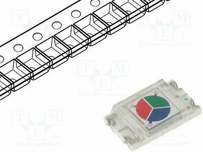 1 pc Photodiode; Mounting: SMD; Dim:5.12x3x1.1mm; 65°; ?d green:560nm