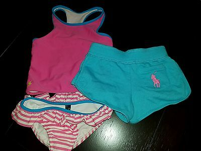 Ralph Lauren Polo Baby Toddler Girl Size 3T Lot (2 items)