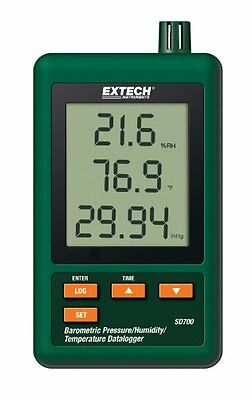 Extech SD700 Pressure/Humidity/Temperature Data Logger