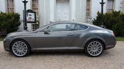Bentley Continental Gt Speed. £44000 ovno Must sell