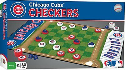 MLB Chicago Cubs Checkers, Gray, Small