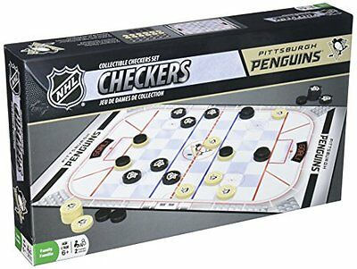 NHL Pittsburgh Penguins Checkers