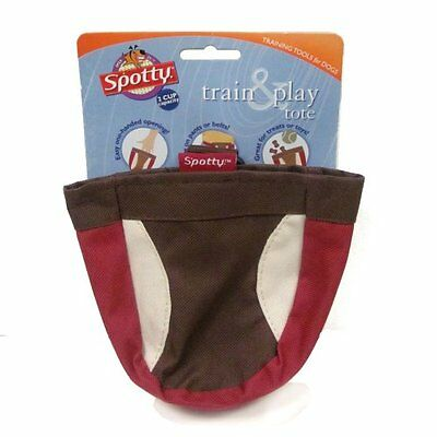 Spotty Snack and Play Tote