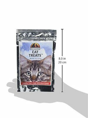 Wysong Cat Treats - 4 oz