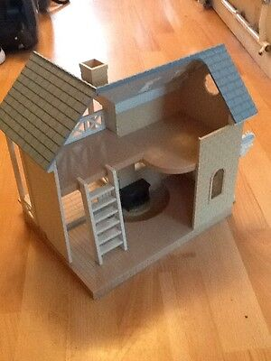 sylvanian families house Bluebell Cottage